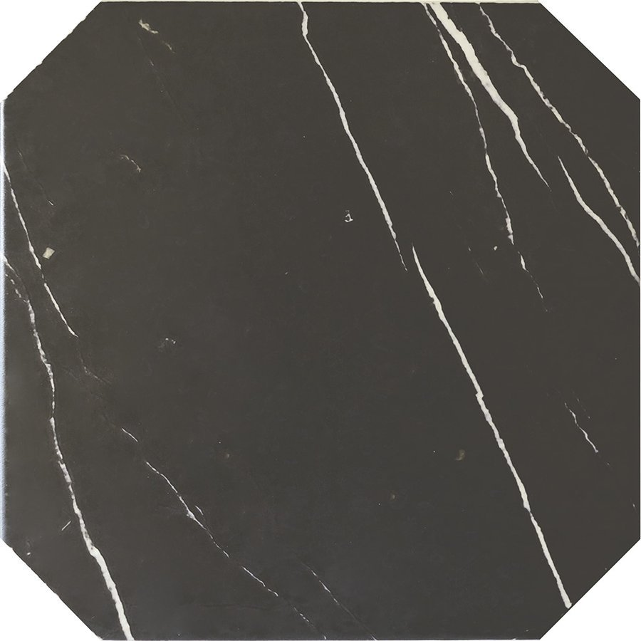 OCTAGON Mármol Negro 20x20 (bal=1m2)