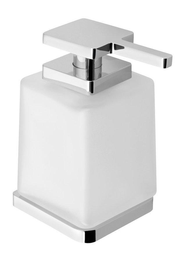 OLYMP dávkovač mýdla, chrom