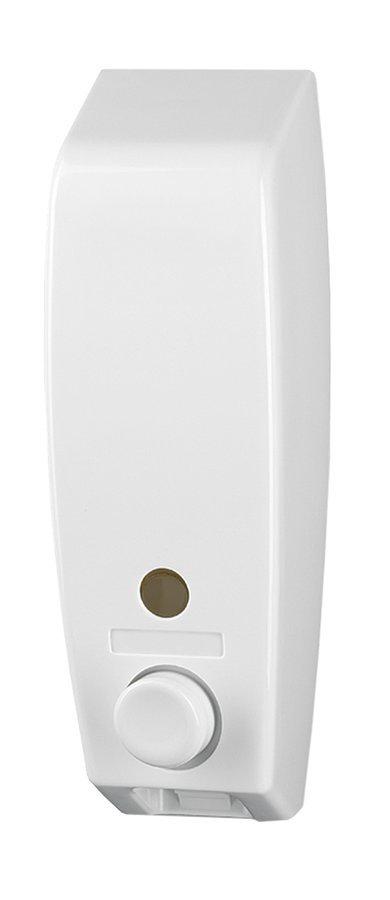 Dávkovač tekutého mýdla na zavěšení 400ml, bílá