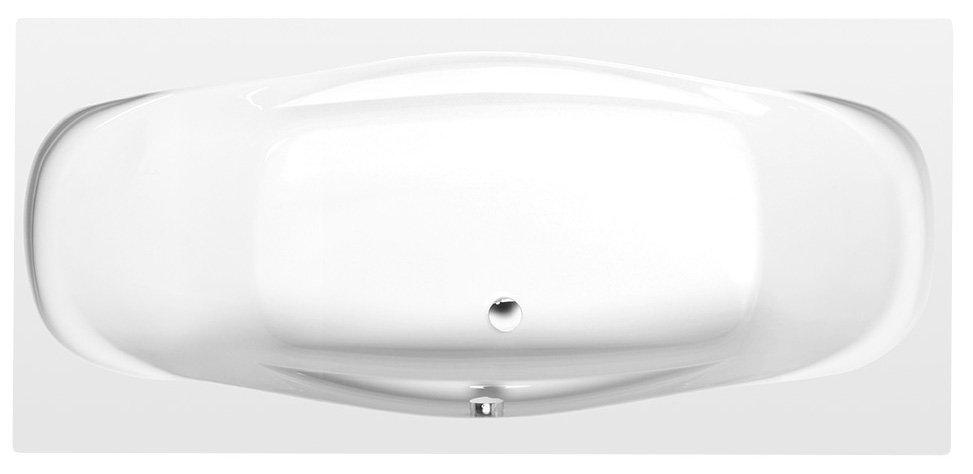 GARDA obdélníková vana 190x90x44cm, bílá