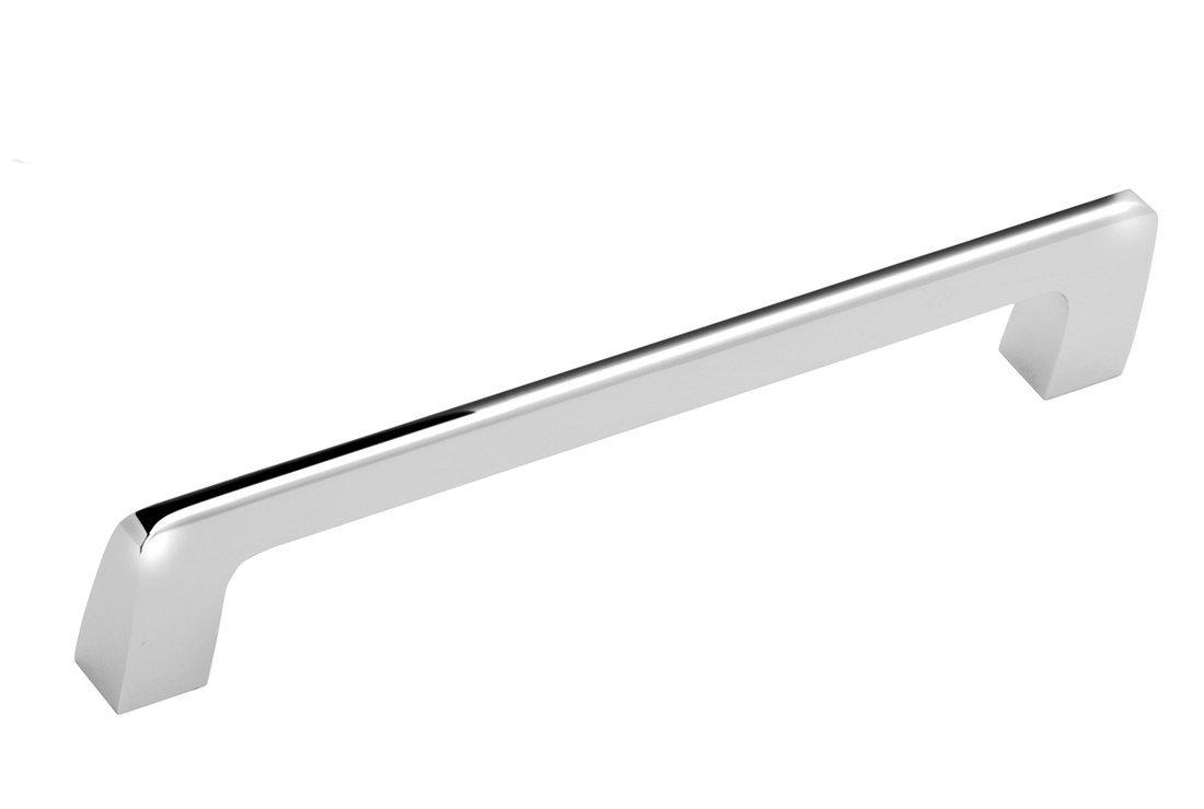 Úchytka, rozteč 160mm, chrom