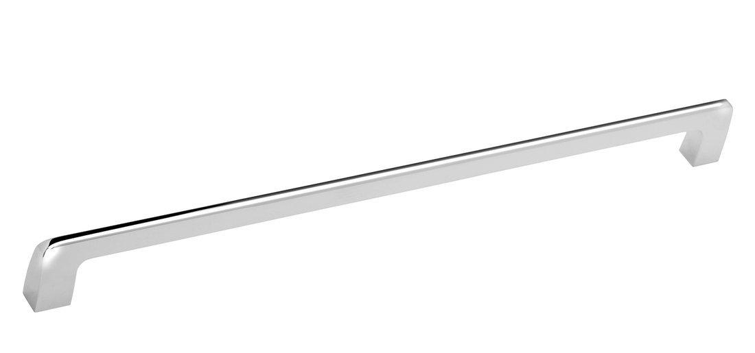 Úchytka, rozteč 320mm, chrom