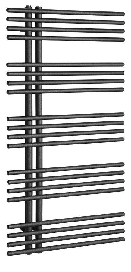 NYMPHA otopné těleso 600/1122, antracit metalíza