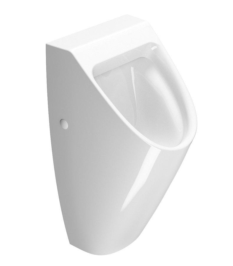 SAND urinal, bílá ExtraGlaze