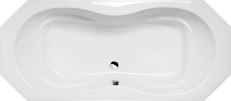 FUGA akrylátová vana 180x80x43cm, bílá