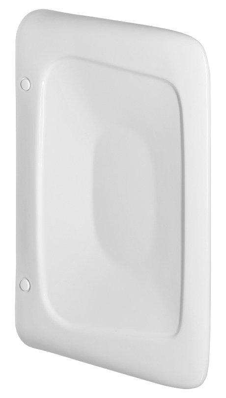 OLYMPOS keramická oddělovací stěna mezi urinály 61,5x10,8x40 cm