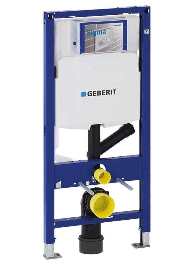 GEBERIT DUOFIX podomítková nádržka Sigma 12 cm, pro odsávání zápachu