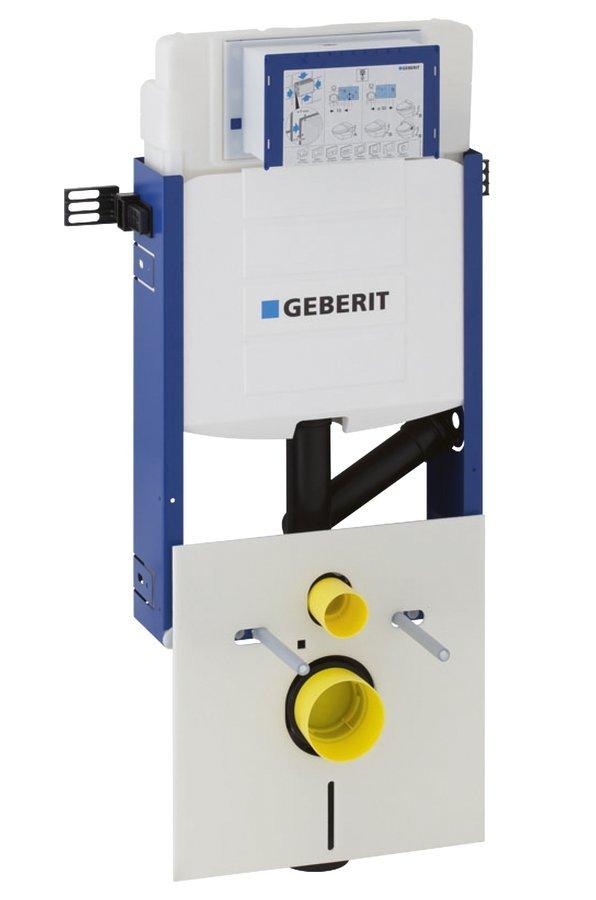 GEBERIT KOMBIFIX podomítková nádržka Sigma 12 cm, pro odsávání zápachu
