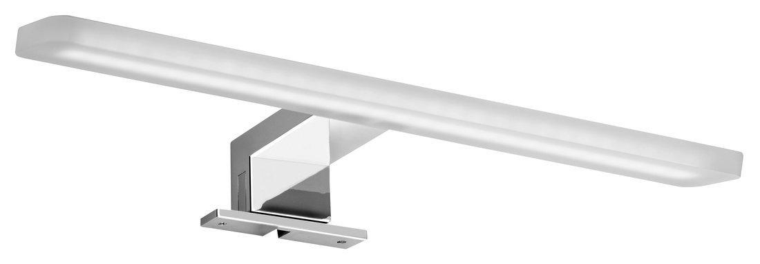 MIRAKA LED svítidlo 5W, 230V, 300x35x120mm, akryl, chrom