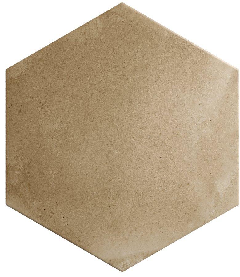 TERRA Hexagon Clay 29,2x25,4 (bal=1m2) (EQ-3)