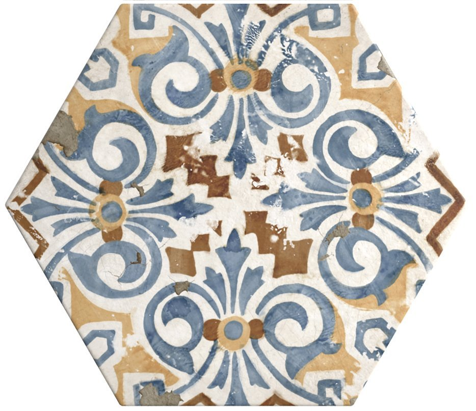 TERRA Hexagon Grand Opera Deco 29,2x25,4 (bal=1m2) (EQ-5)
