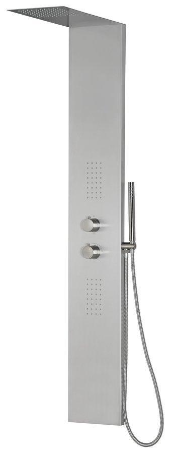 GRACE sprchový panel 200x1450 mm, nerez