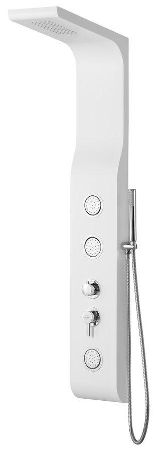 YUKI sprchový panel 210x1450 mm, bílá