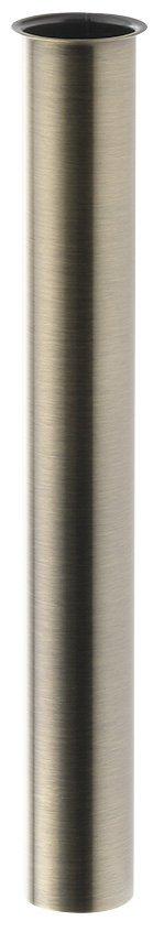 Prodlužovací trubka sifonu s přírubou, 250mm, Ø 32 mm, bronz