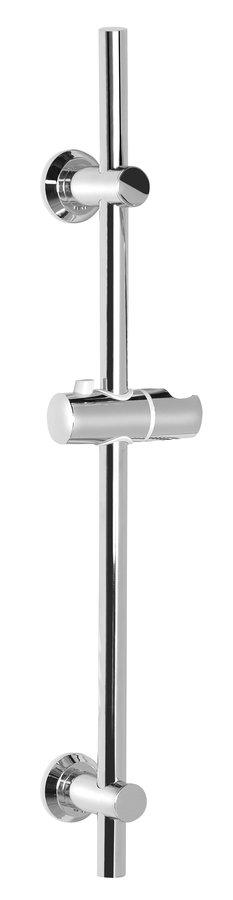 SURI sprchová tyč, posuvný držák,nastavitelná rozteč, chrom