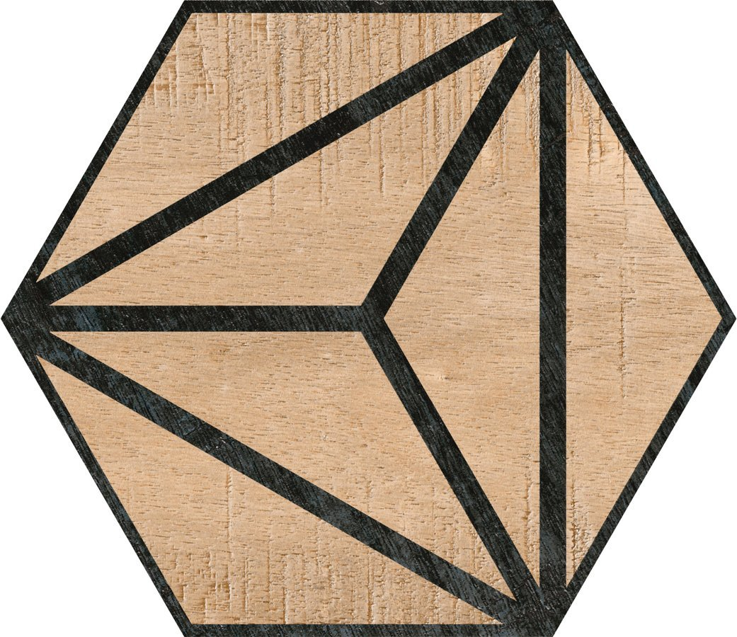 TRIBECA Brown 22x25 (bal=1,04m2)