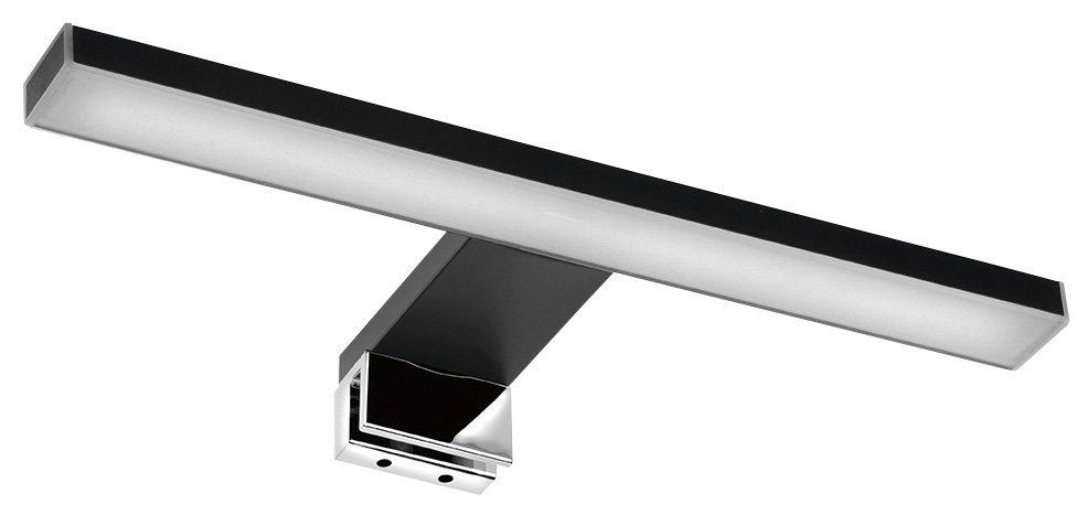 ESTHER 2 LED svítidlo, 6W, 280x14x107mm, černá