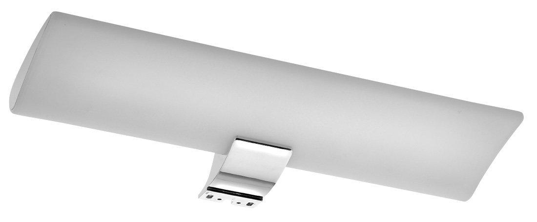 MIRACLE LED svítidlo, 7W, 300x46x114mm, chrom