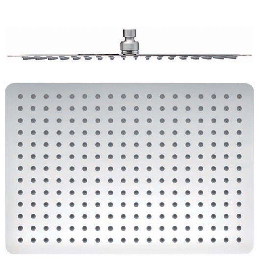 SLIM hlavová sprcha, 400x300mm, nerez