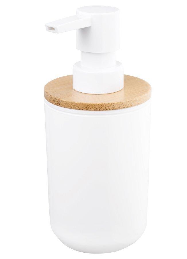 SNOW dávkovač mýdla na postavení 350ml, bílá