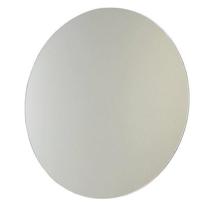 Zrcadlo kulaté průměr 60cm, 4mm, bez závěsu