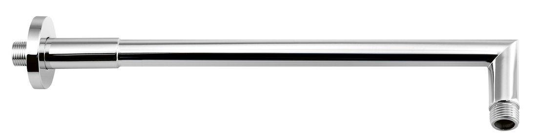 Sprchové ramínko, 380mm, mosaz/chrom