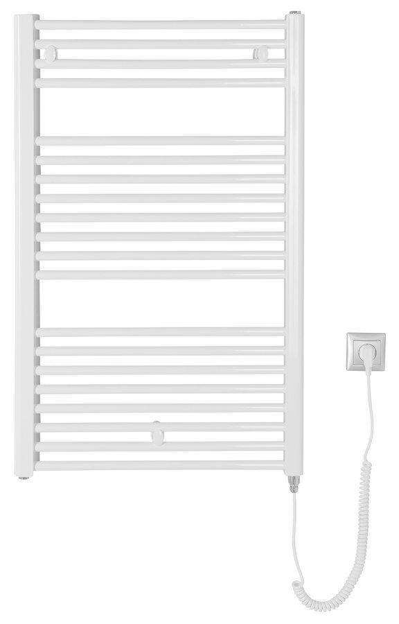 DIRECT-E elektrické otopné těleso rovné 600x960 mm, 400W, bílá