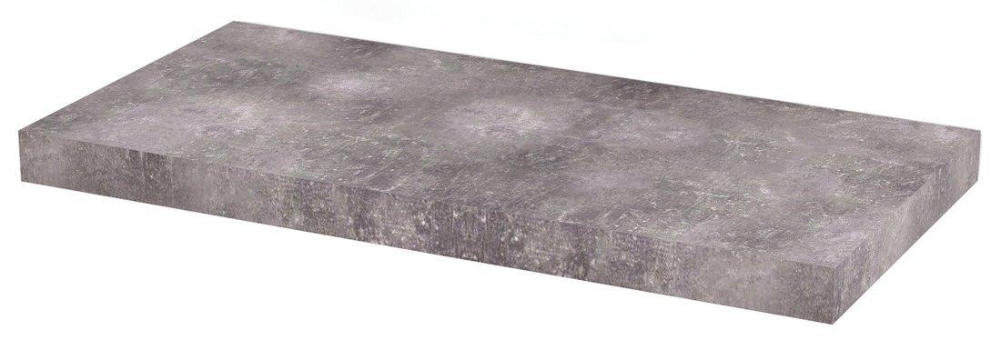 AVICE deska 75x39cm, cement