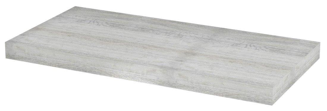 AVICE deska 80x39cm, dub starobílý