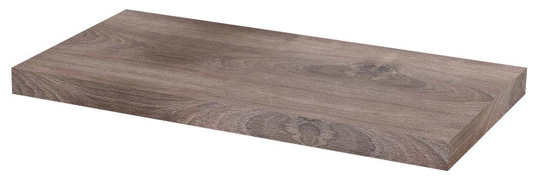 AVICE deska 80x39cm, ořech rustik