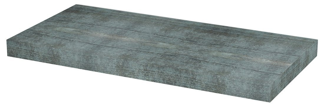 AVICE deska 80x39cm, aquamarine