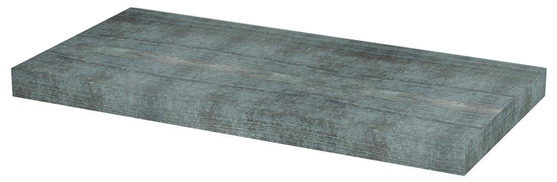 AVICE deska 90x39cm, aquamarine