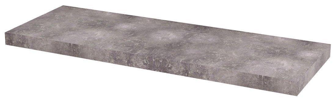 AVICE deska 110x39cm, cement