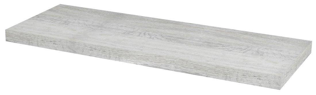 AVICE deska 120x39cm, dub starobílý
