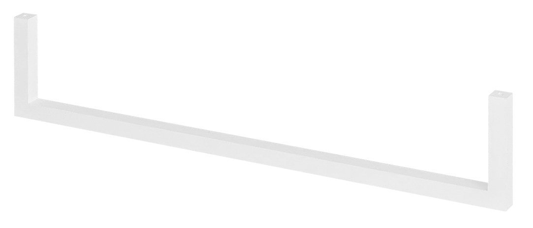 AVICE sušák osušky, 450x95mm, bílá