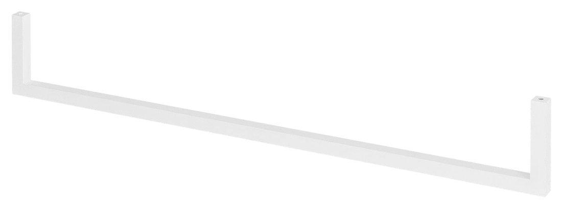 AVICE sušák osušky, 600x95mm, bílá