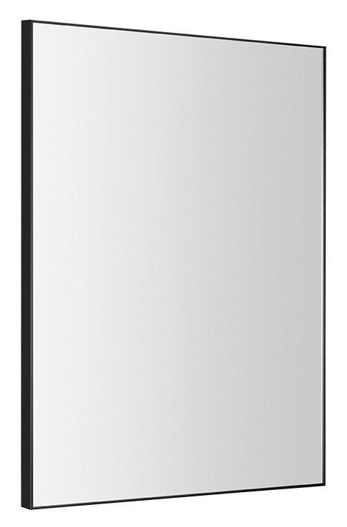 AROWANA zrcadlo v rámu 600x800mm, černá mat