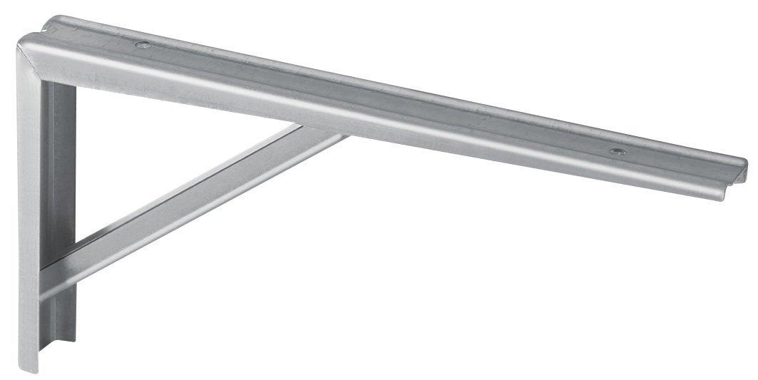 Podpěrná konzole 305x160x32mm, pozinkovaná ocel, 1 ks