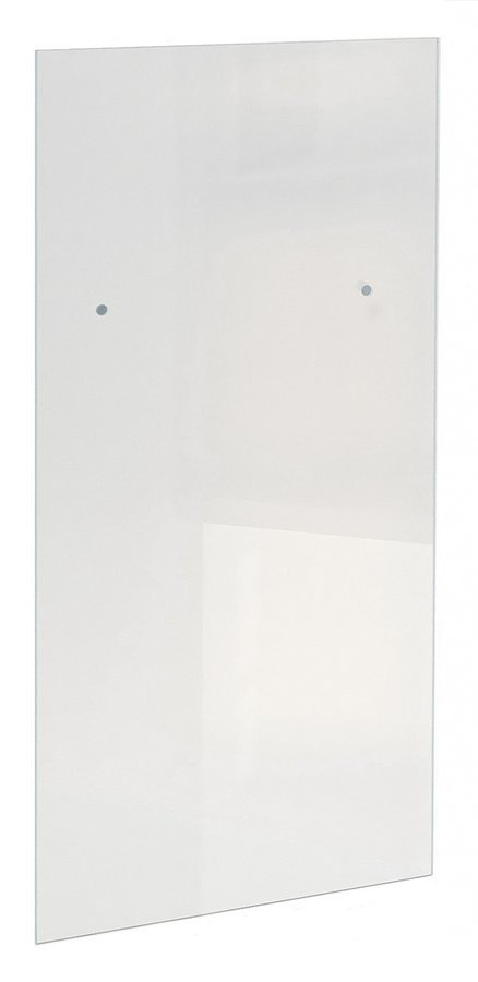 ARCHITEX LINE kalené čiré sklo, 905x1997x8mm, otvory pro poličku