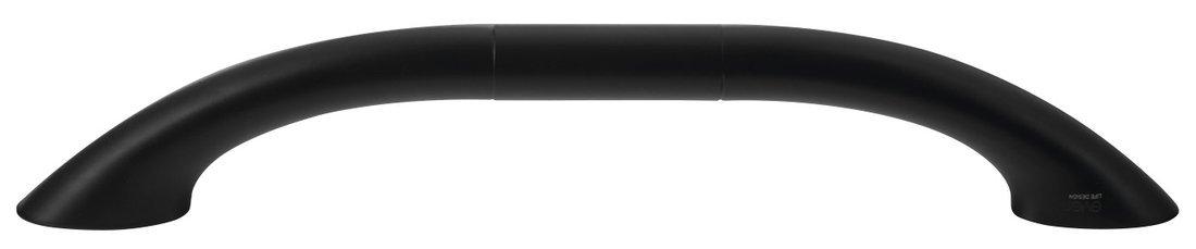 Pevnostní madlo, 350 mm, černá mat