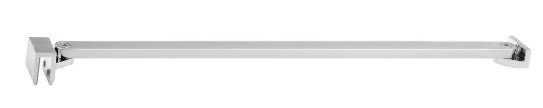 Vzpěra k MS rohová 750 mm, chrom