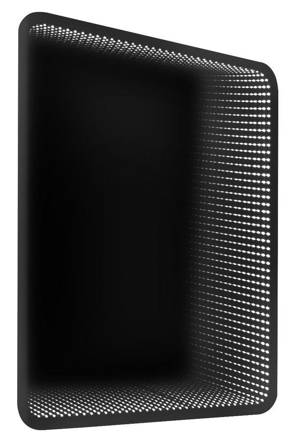 SENFINECO zrcadlo 650x800mm, LED 3D efekt