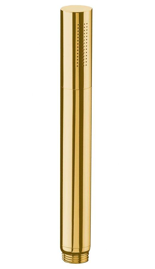 Ruční sprcha, 185 mm, zlato