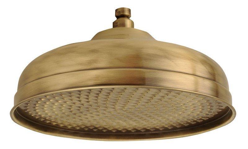 ANTEA hlavová sprcha, průměr 300mm, bronz