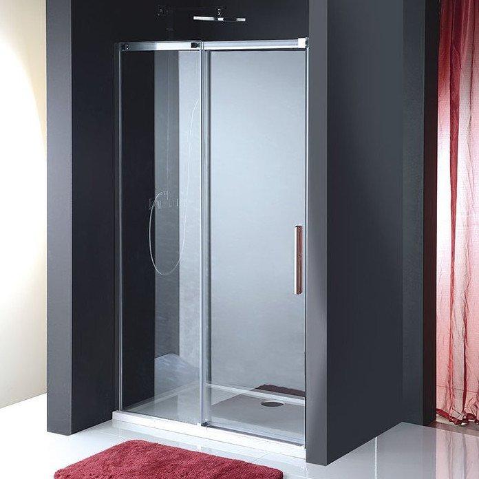 ALTIS LINE posuvné dveře 1570-1610mm, výška 2000mm, sklo 8mm