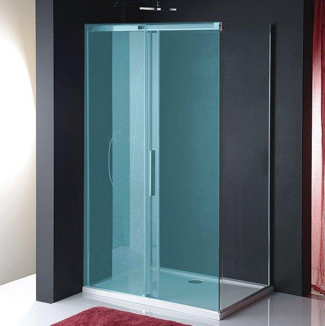 ALTIS LINE boční stěna 900mm, čiré sklo, výška 2000mm, sklo 8mm