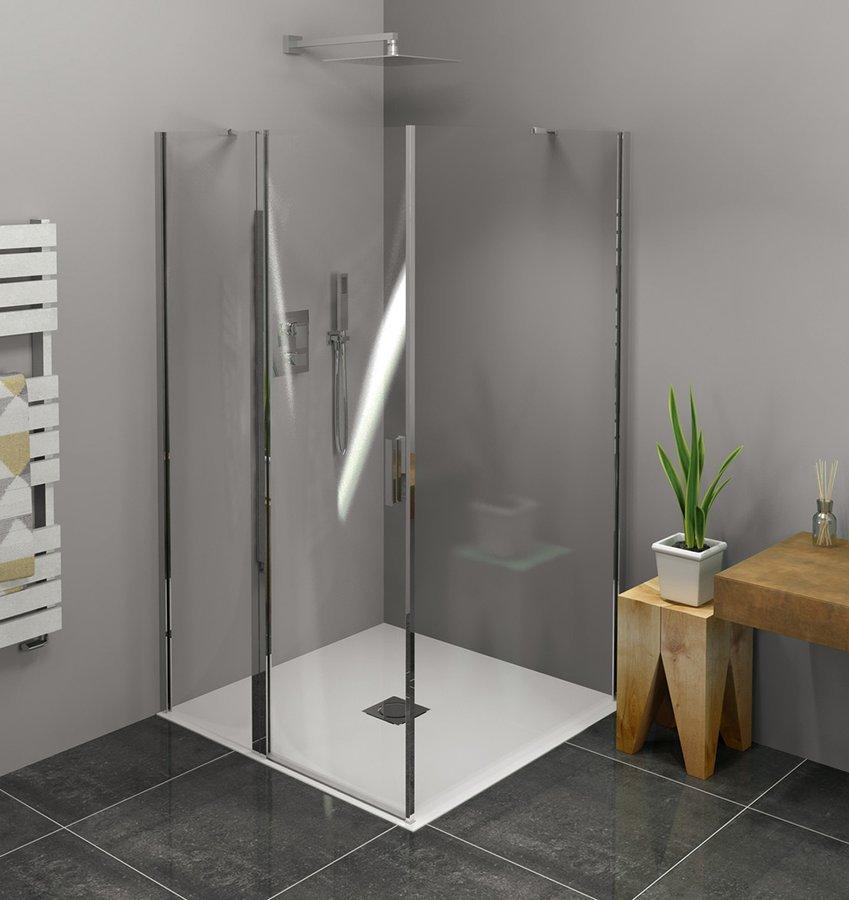 Zoom Line čtvercový sprchový kout 900x900mm, L/P varianta