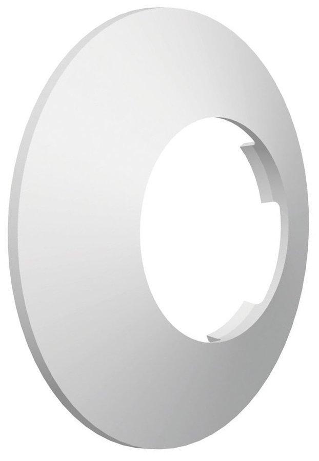 Krycí rozeta pro sifon, 40 mm, plast