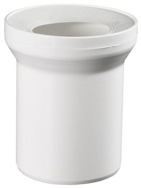 Přímý kus odpadní k WC, prům. 110 mm, délka 250 mm