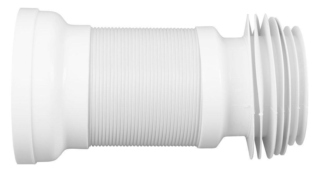 WC dopojení flexi, 245 - 530 mm